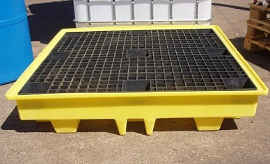 Spill Trays And Bunds